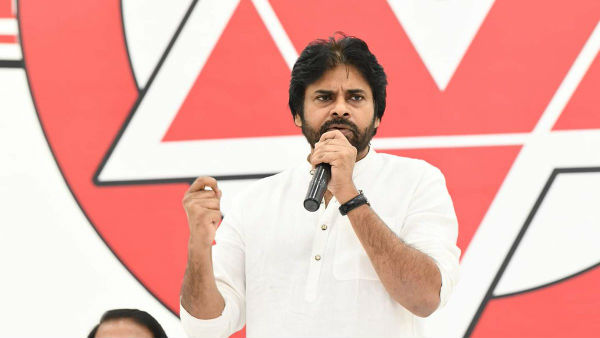 Pawan responded on Raithu bharosa .. Rs 18,500 need to give to the farmers