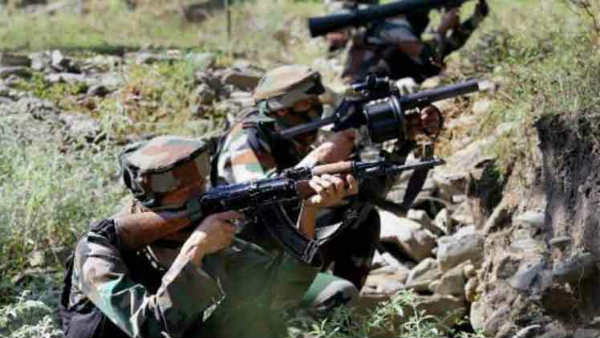 4 terror launch pads destroys by Indian Army in PoK