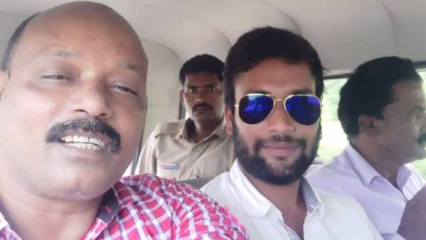 A Police Inspector took a selfie with a murder accused and transferred