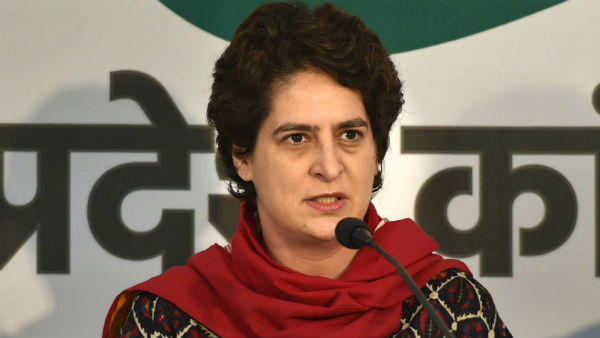 Come Out Of Film World, Priyanka Gandhi Attacks Ravi Shankar