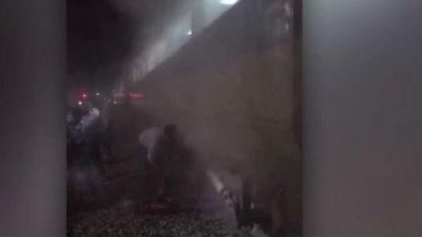 కల్కా-న్యూఢిల్లీ ఎక్స్ప్రెస్ రైలులో అగ్ని ప్రమాదం: కారణం ఇదే