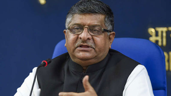 no economic slowdown at all : Ravi Shankar Prasad
