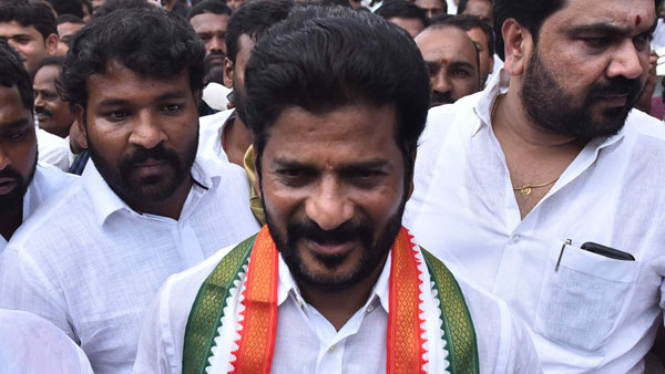 Police searching for cogress MP Reventh reddy..arrested many congress leaders