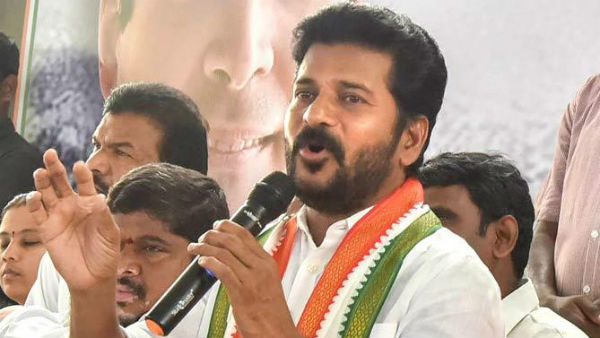 Congress leaders angry over Revanth reddy .. Pragati Bhavan protest is the reason