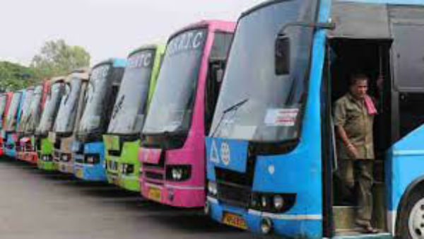 TSRTC Releases notification for drivers and conductors