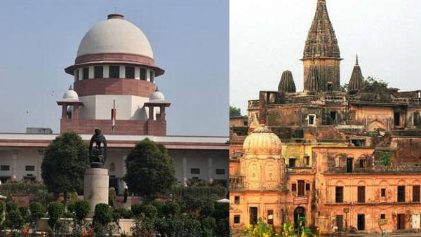 Ayodhya case: Supreme Court to wrap up hearing on October 17