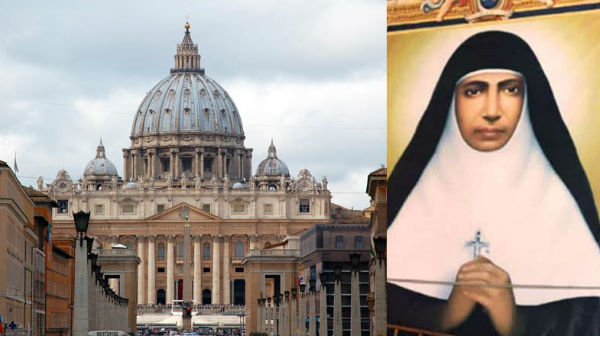 Pope Francis to elevate Indian nun Mariam Thresia to sainthood