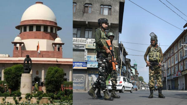 'Can turn the clock back': SC declines to stay bifurcation of J&K into 2 UTs