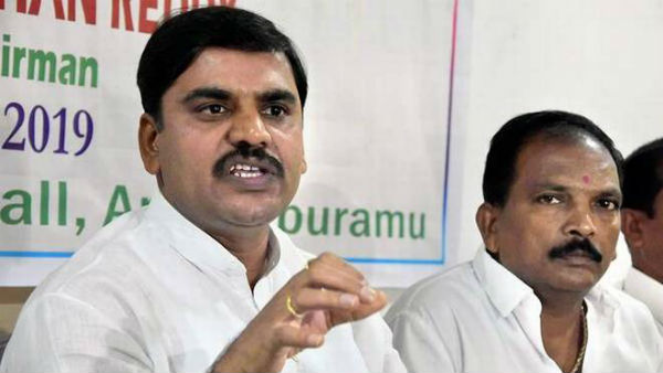 BJP leader Vishnu Vardhan Reddy outrage on jagan about raithu bharosa