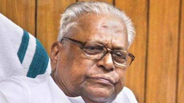 Achuthanandan is ill, shift to hospital