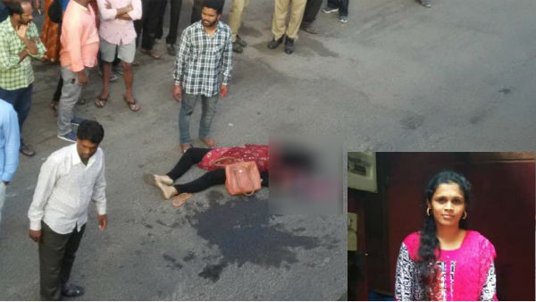 bizarre incident at chadarghat.. girl dead in accident
