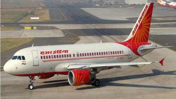 Bhubaneswar-Mumbai Air India flight makes emergency landing in Raipur after fire alarm