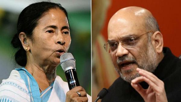 amith shah:దేశవ్యాప్తంగా ఎన్ఆర్సీ అమలు: అమిత్ షా, బెంగాల్లో కాదన్న దీదీ