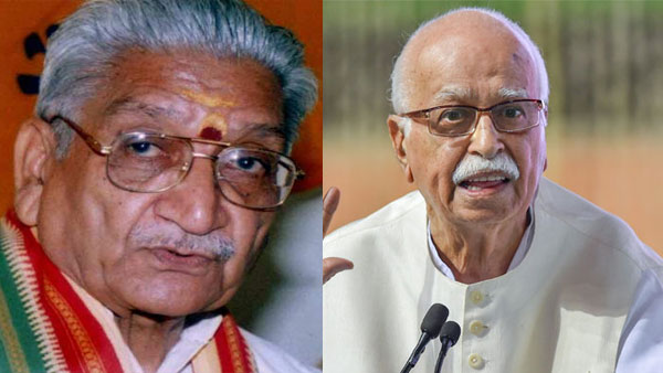 Ayodhya verdict credit to late Ashok Singhal and L K Advani : Former RSS ideologue
