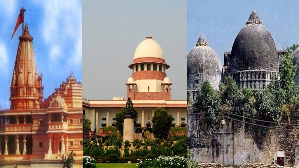 Ayodhya verdict: A Timeline as what had happend in Supreme court
