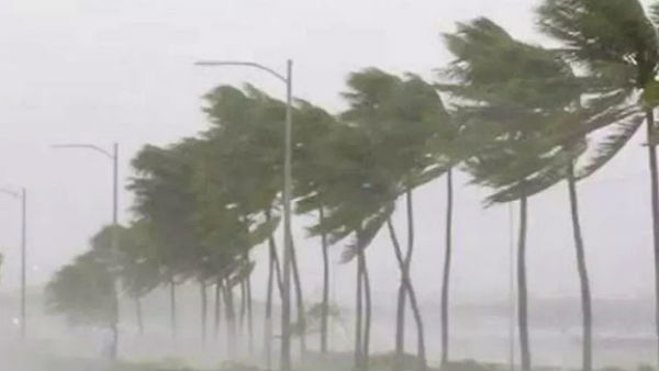 Cyclone Bulbul became severe: Odisha, Bengal brace for heavy rain, thunderstorm