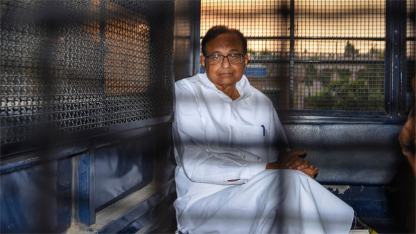 Money laundering in INX Media Case: Chidambaram's Judicial Custody Extended till 11 December