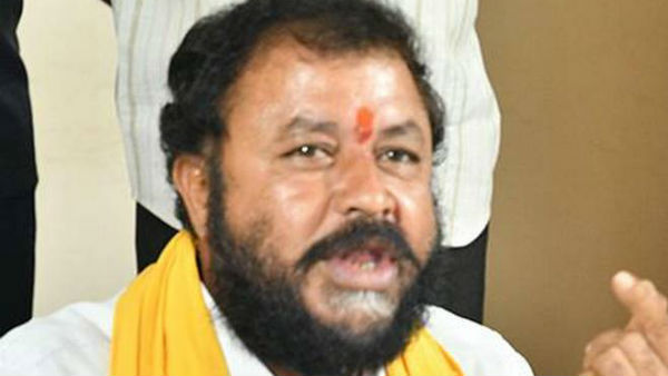 TDP leader Chintamaneni got bail...released from jail