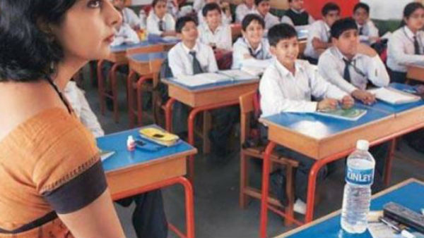 Delhi government ordered to the schools closed