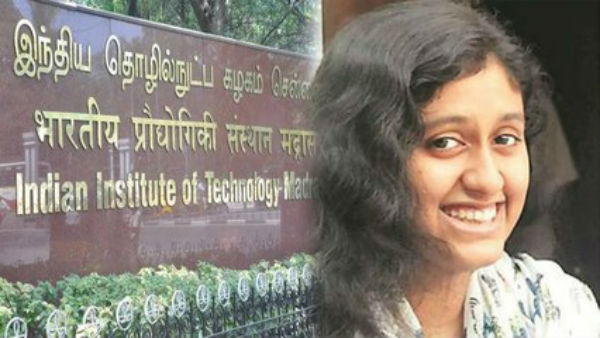 Three Professors named by IIT student Fathima in suicide note questioned by SIT