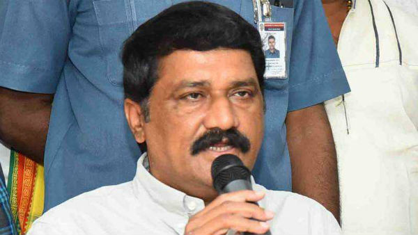 will Ganta srinivasa rao participate in Pawan Kalyan long march..?