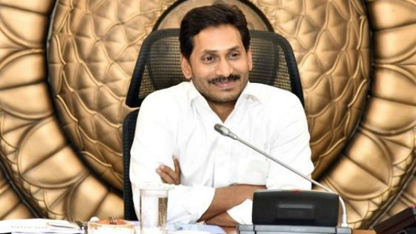 CM Jagan says sand problem is temporory and it may cleared by end of this month