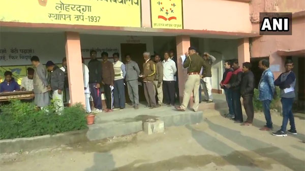 Jharkhand Assembly elections 2019 Live:Polling underway for 13 constituencies