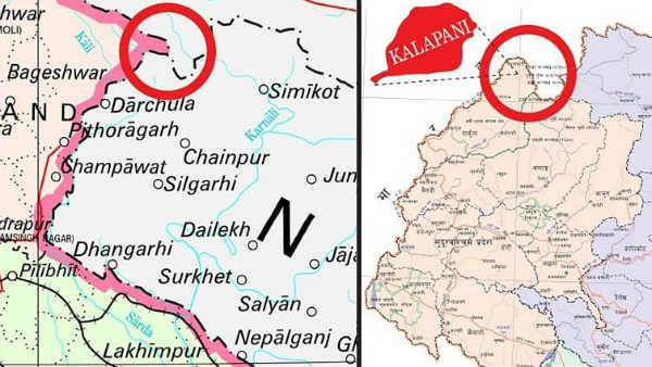 Kalapani is an integral part of Nepal,Objections over new political map of India by Nepal