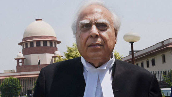 conduct floor test kapil sibal asks supreme court