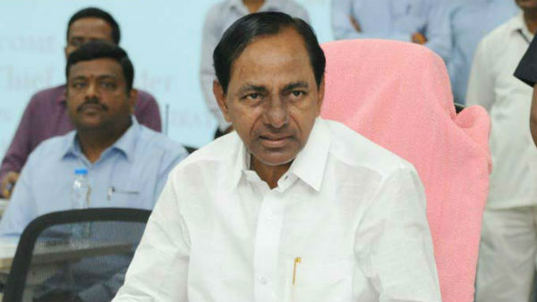 A man created tension with a petrol bottle at KCR camp office ...