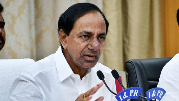 TSRTC STRIKE:cm kcr discuss officials about rtc strike