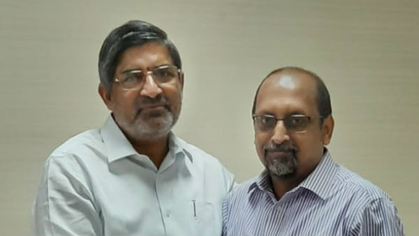 AP former CS LV Subramanyam relieved, hands over responsibilities to Neerab