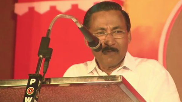 Islamic terrorists are now encouraging Maoists in Kerala, Police should probe, says CPM Secy Mohanan