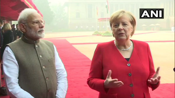 Kashmiris situation is unsustainable, needs to change for sure: Merkel