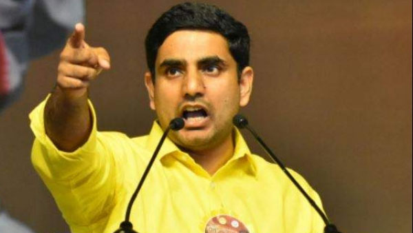 If it proves relationship with Agri Gold scam I would resign for mlc says lokesh