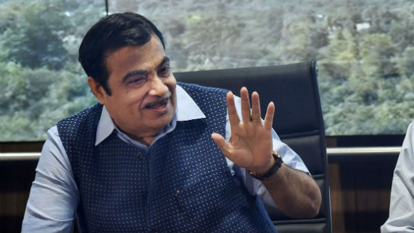 Im not in Race for the CM Post: Gadkari clarifies