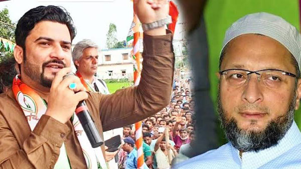 Congress leader Salman Nizami has countered Asaduddin Owaisi on his call to reject the 5-acre land