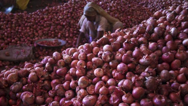 Onion price is close to rs 100..!
