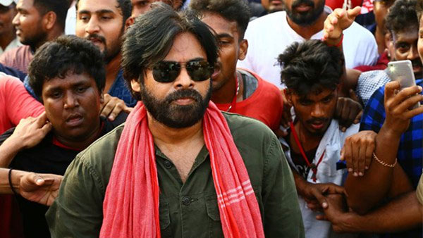 police have objected the Jana Sena public meeting