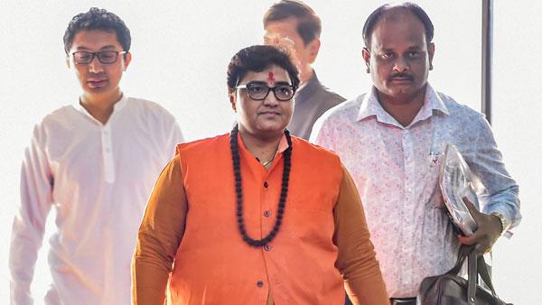 'Insult to nation':రక్షణశాఖ పార్లమెంటరీ కమిటీలో ప్రజ్ఞాసింగ్ ఠాకూర్ నియామకంపై కాంగ్రెస్ ఫైర్