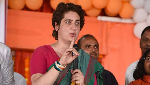 Priyanka Gandhi Phone Hacked Through WhatsApp Spyware