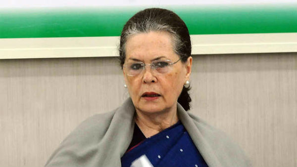Sonia Gandhi says thanks to SPG for protecting her family