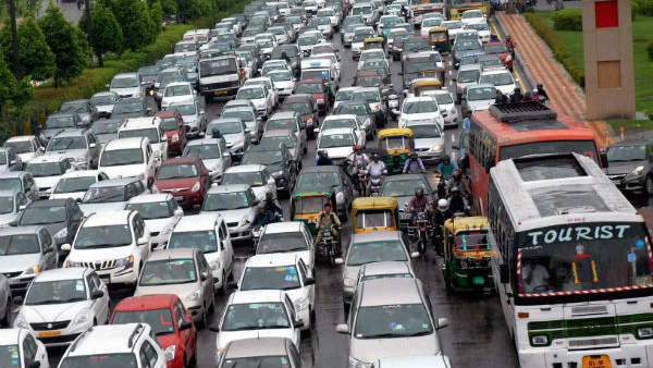 Delhi man Sachin Phatak escapes from kidnap because of heavy traffic