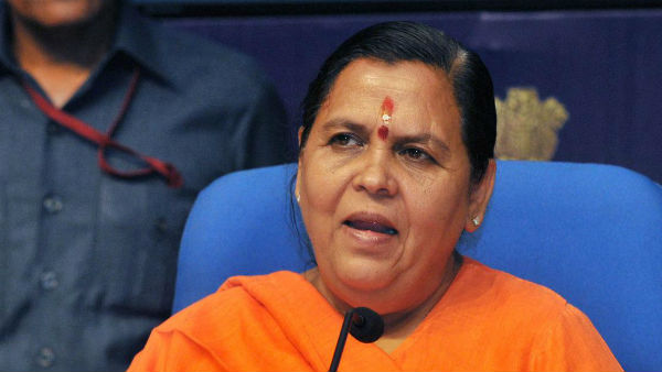 no more elections would now be contested on the Ram mandir issue, Uma Bharti