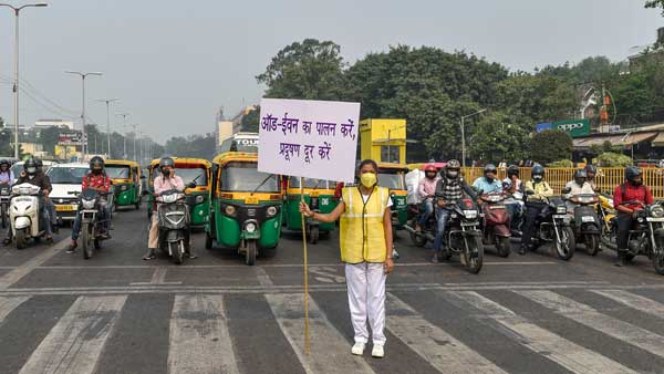 Delhi Air pollution: Situation improves with Odd Even scheme