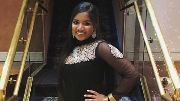 Hyderabad Based Indo Us Girl Murdered In Chicago