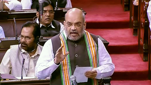 citizenship amendment bill: ఆ 3 దేశాల ముస్లింలకు పౌరసత్వంపై తేల్చేసిన అమిత్ షా