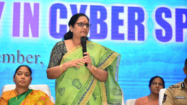 Home Minister of Andhra Pradesh Sucharita promises new laws to protect women, launched Be Safe app