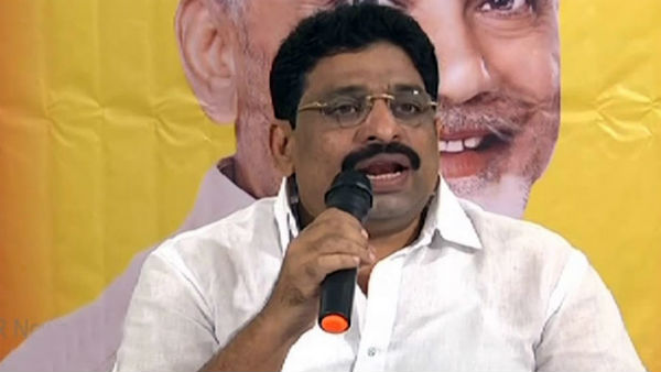 Buddha Venkanna slams YCP government about capital farmers arrests