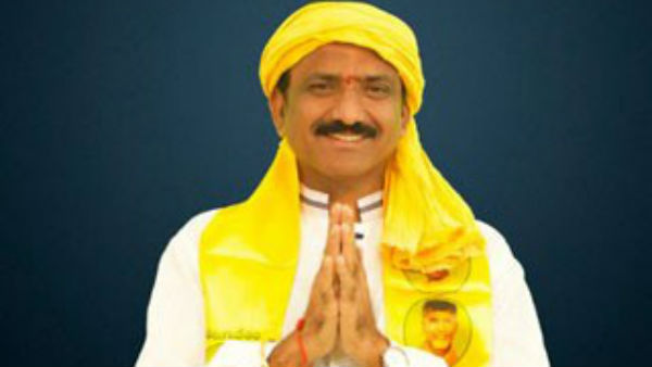 TDP Ex Mla Badeti Bujji sudden death due to cardiac arrest in mid night